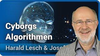 Harald Lesch zu Biohacking (Cyborgs), Künstlicher Intelligenz und Algorithmen | Lesch & Gaßner
