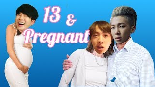 Video [BTS] Jimin's 13 & Pregnant Prank On Full Time Porn Star Dad download MP3, 3GP, MP4, WEBM, AVI, FLV Mei 2018