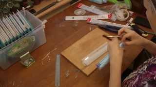 Видеоурок по изготовлению органайзера