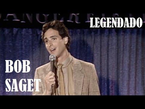 Bob Saget - Medo de Terremoto (Legendado)