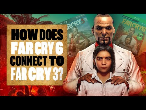 Is Far Cry 6 Connected To Far Cry 3? The Diego = Vaas Theory Explored