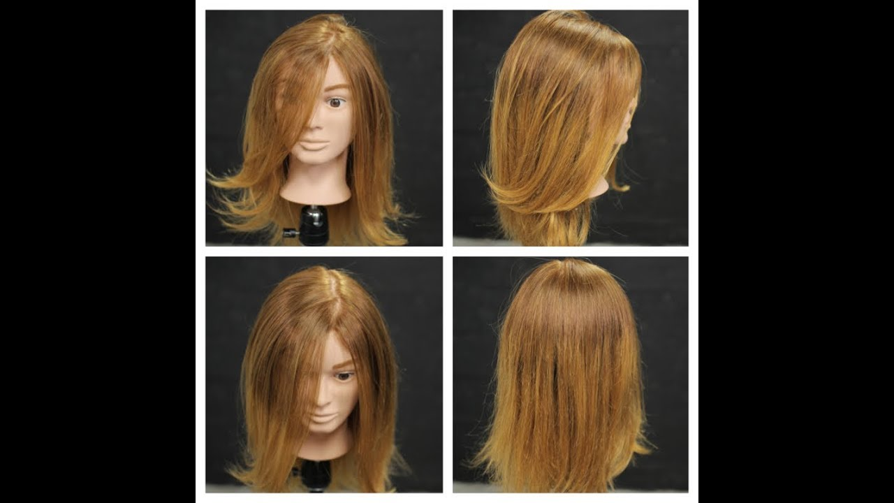 ombre hair color technique using your fingers thesalonguy youtube. Black Bedroom Furniture Sets. Home Design Ideas