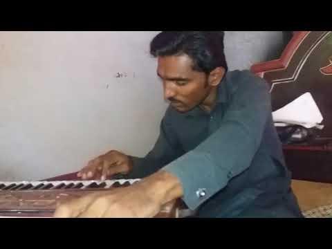 Singer Tanveer Anjam Ny Kamal Kardi Harmoniam Bajane Par