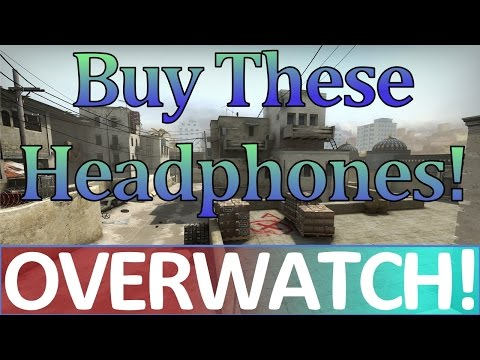 $9000 Flusha headphones! CS:GO OVERWATCH!