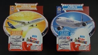 Kinder Überraschung - Airbus [Limited Edition] [2014] (Kinder Surprise)