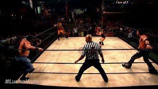 Lucha Underground 1/7/15: AZTEC WARFARE - Finale