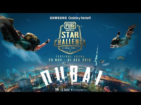 FINAL TOURNAMENT PMSC PUBG MOBILE DUBAI DAY 3