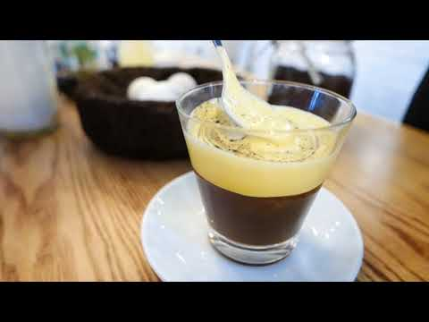 Making Fluffy Egg Coffee and Coconut Coffee In Hanoi