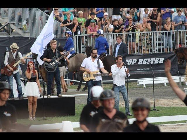 Gaits to he heart live im Rahmen der Horse Power Show Berlin 2013 Zusammenschnitt