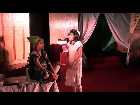 """[FULL] Raise the Curtains 2013 - """"Peter Pan the Musical"""" - RMIT Drama Club SGS"""