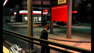 Grand Theft Auto IV Gameplay 8 on HD 4850