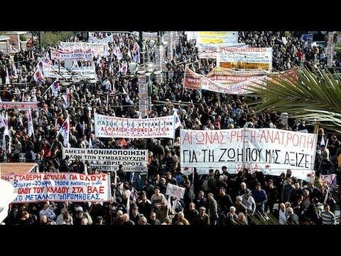 Greek Anti-Austerity Movement Lacks Electoral Strategy