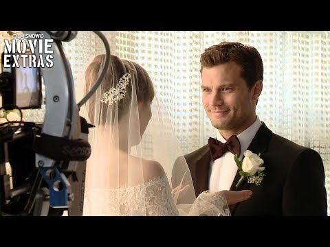 Go Behind The Scenes Of Fifty Shades Freed 2018 Youtube