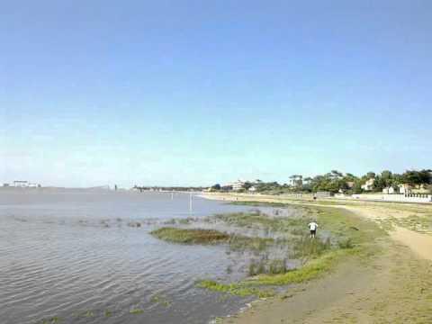 Kitesurf plage de saint brevin les pins youtube - Les pierres couchees saint brevin ...