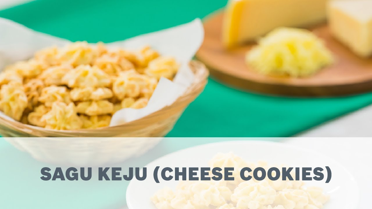 Sagu Keju Cheese Cookies Cooking With Bosch Youtube