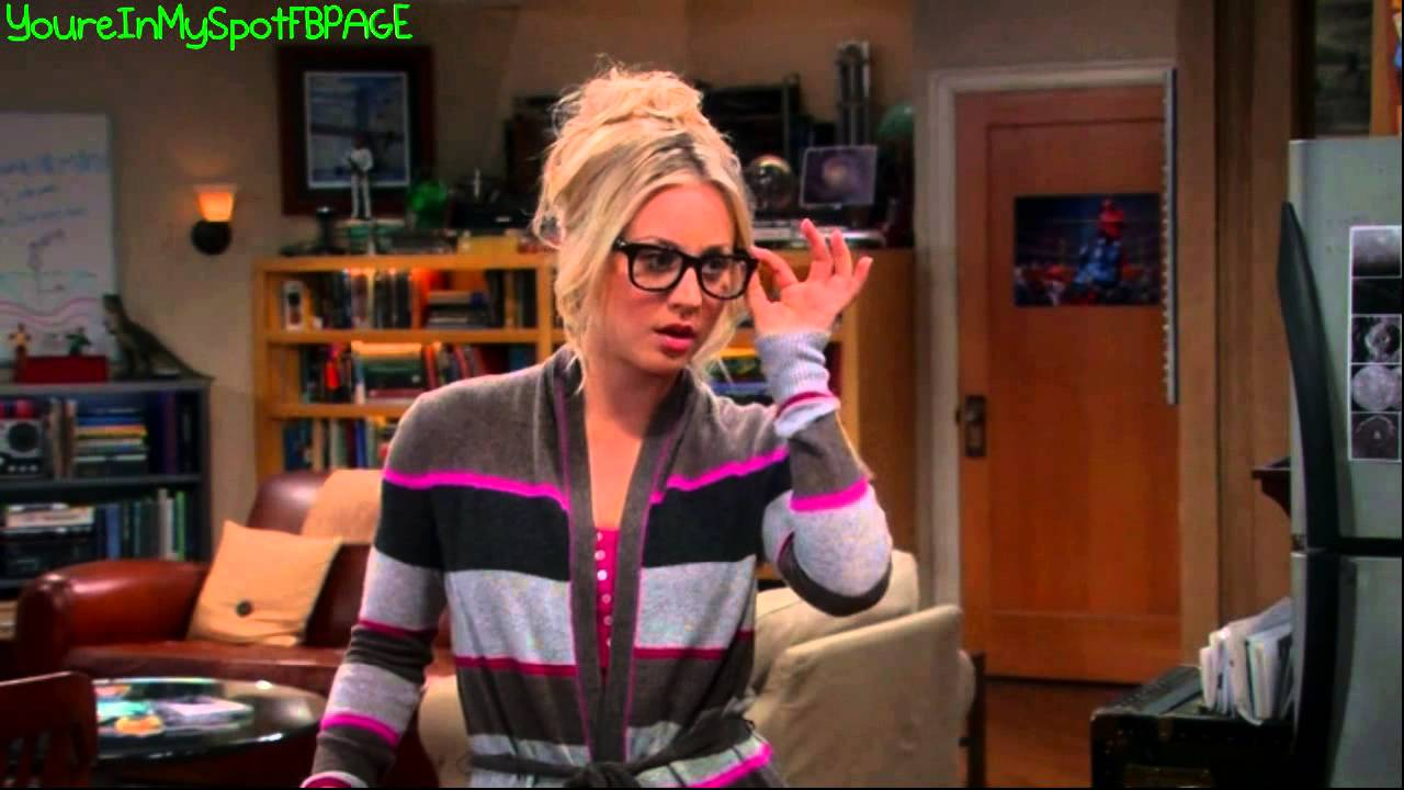 b0b463aacf Sexy Penny With Glasses - The Big Bang Theory - YouTube