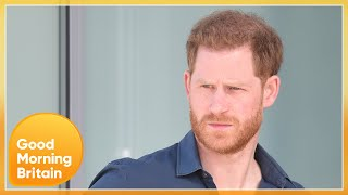 """I Don't Know Where Toxic Has Come From."" Reaction From Prince Harry's Explosive Interview 