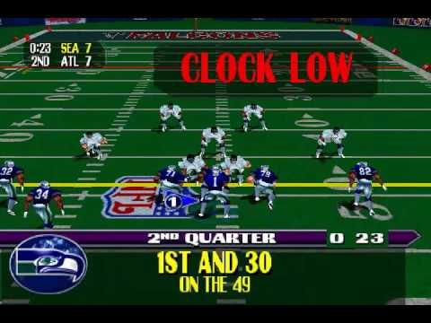 NFL Blitz (PSX): Arcade Playthrough Part 1