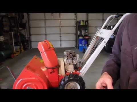 Repeat 4HP Ariens Snowblower Belts by Bruce Pender - You2Repeat