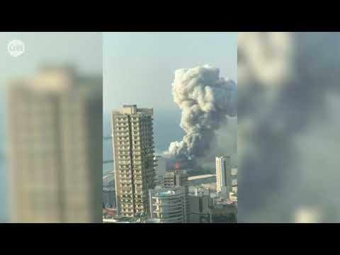 لبنان المنهك يتلقى ضربة موجعة بانفجار بيروت  - نشر قبل 29 دقيقة