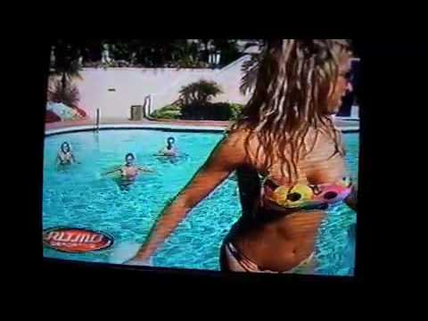 Ritmo Deportivo Aquaerobics ft Celebrity Trainer Tania Amthor
