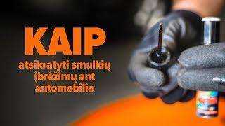 Pakeisti Stabilizatoriaus įvorė OPEL ZAFIRA - Pakaba, Svirtys priežiūros patarimai