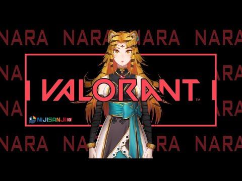 【VALORANT #1】A SUDDEN NEW LAPTOP CELEBRATION!!【NIJISANJI ID】