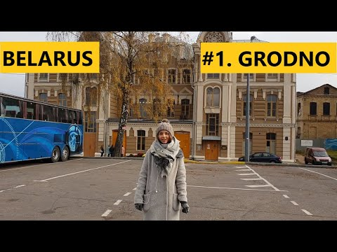 BELARUS! Grodno for tourists! Attractions in Grodno. Belarussians cities.