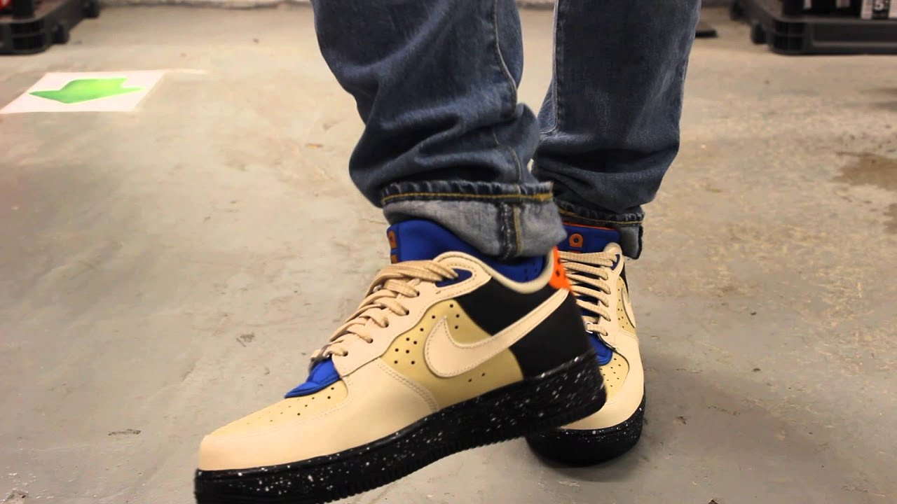 ba3f91265e Air Force 1 CMFT Mowabb On-feet Video at Exclucity - YouTube