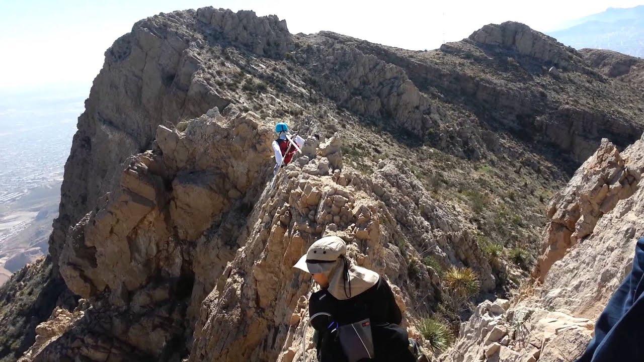Karl Crossing The Knife Edge In El Paso Tx S Franklin