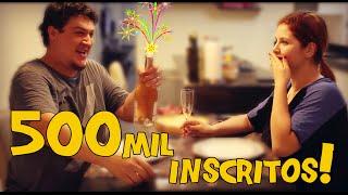 Especial 500 mil Inscritos no Canal AssombradO.com.br!