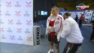 чемпионат мира по тяжелой атлетике 2010 года видео