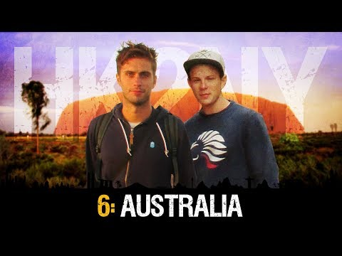 HK2NY Ep 6: Backpacking in Australia - Ayers Rock + Cairns to Melbourne