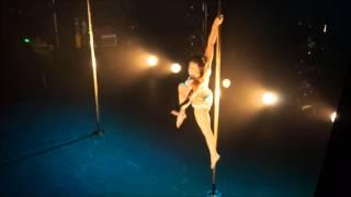 French Pole Dance Championship - Participant Stefanie Anfosso