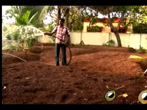 Lesson for composting of coir pith