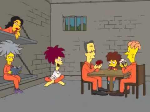 Sideshow Bob and his Family!!!!