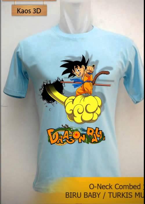 Pin Bb Baju Kaos D Grosir Kaos D Eceran Baju D Kaos D Dragonball