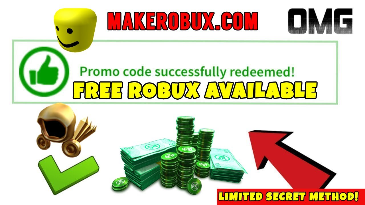 Getting Free Robux For Xmas All December Roblox Promo Codes