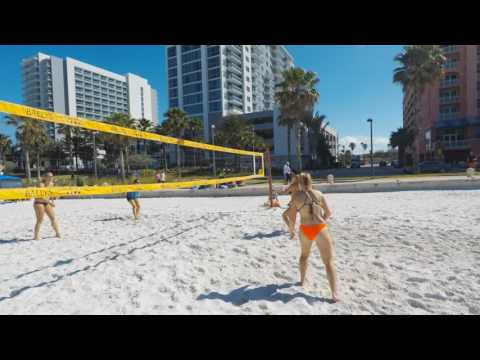 UF Club Beach Volleyball Clearwater Tournament