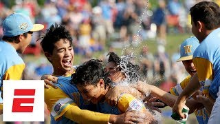 2018 LLWS Highlights: Hawai'i shuts out South Korea to win Little League World Series title | ESPN