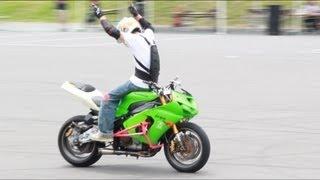 2013年7月21日、埼玉自動車大学で開催された学園祭「オートジャンボリー...