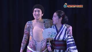 2018年6月に開催された「日本エレキテル連合単独公演・パルス」の模様を...