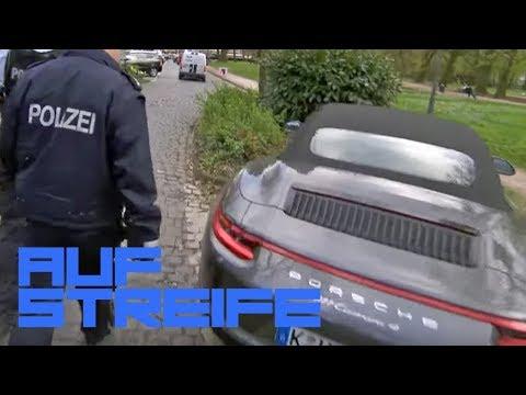 Wo ist der Porsche? Streit um den Behindertenparkplatz | Auf Streife | SAT.1 TV