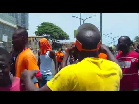 Clin d'oeil: O da na gaz, Togo sodja da na gaz!! [FRAC 2011]