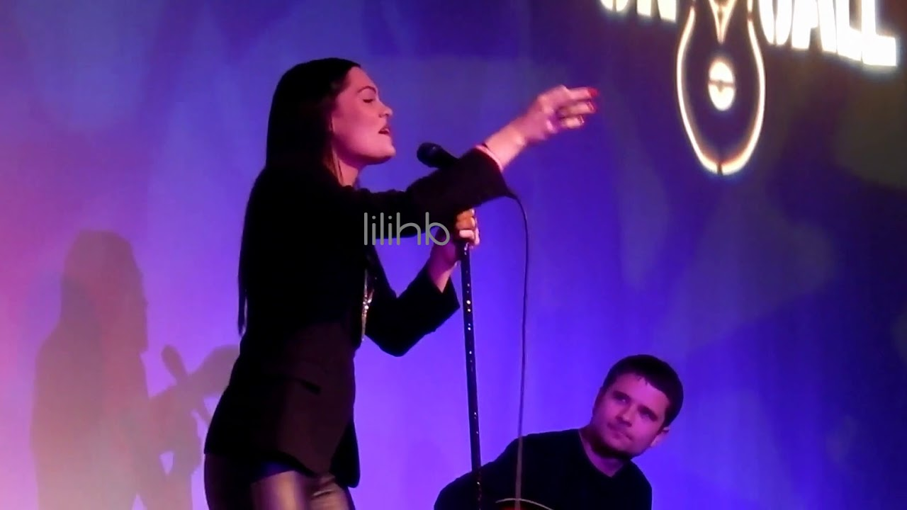 """Download Jessie J """"sweet talker"""" live in musicians on call 2014 part 1"""