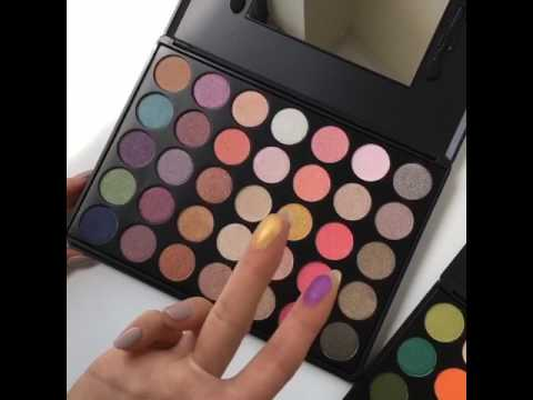 KARA Eyeshadow Palettes (Summer Colors!)
