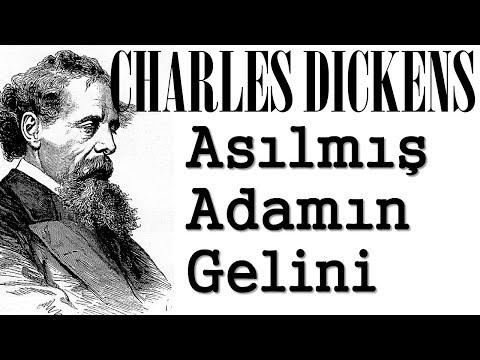 """""""Asılmış Adamın Gelini"""" Charles Dickens sesli kitap tek parça Akın ALTAN"""