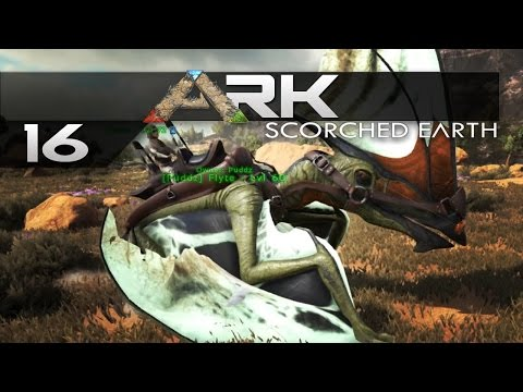ARK: Scorched Earth  16  Hunt in Heat