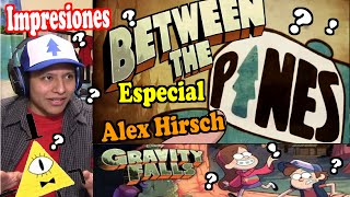 Gravity Falls - Between the Pines TRAILER, TEASER, PROMO REACCION!!!