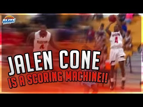 Jalen Cone is Scoring 40 Points PER GAME! 5